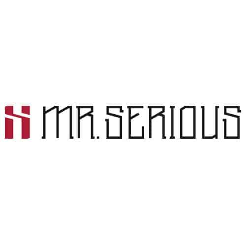 Mr. Serious