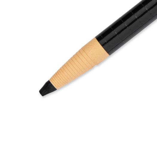 close-up Sharpie China Marker potlood zwart toepasbaar op porselein, keramiek, glas, plastic en metaal