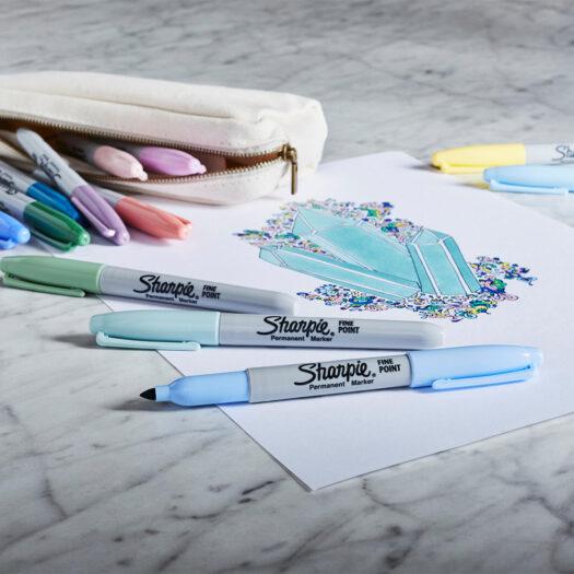 sharpie stiften kopen permanente markers sharpie classic pastel