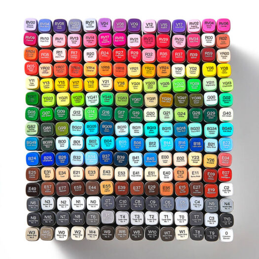 copic classic markers