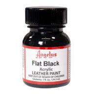 Angelus Leather Paint textielverf op acrylbasis voor leer met matte afwerking